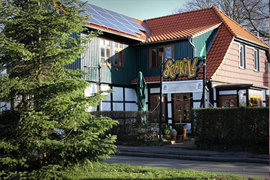 Restaurant Schrill