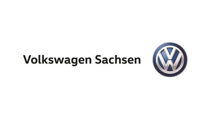 Logo Volkswagen Sachsen