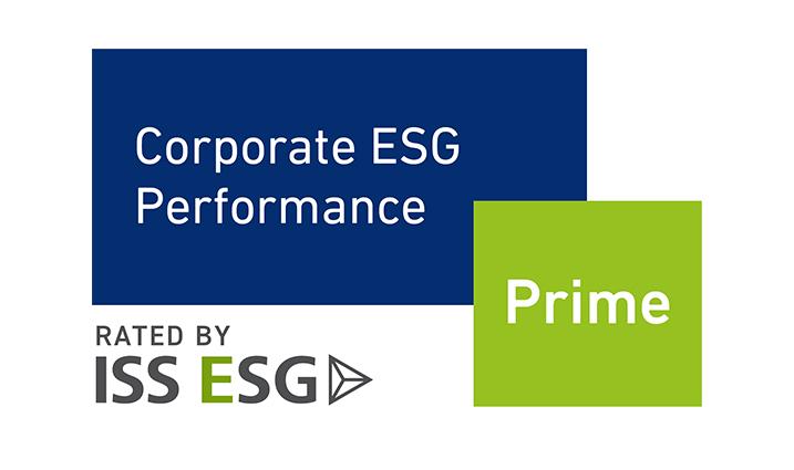 ISS ESG Prime Logo