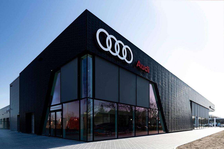 Audi Autohaus in München Trudering