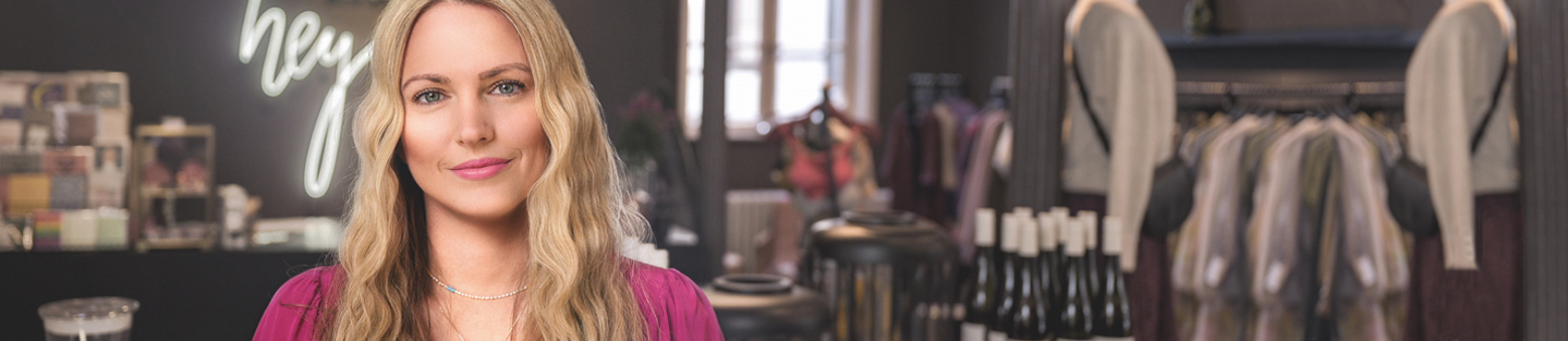 Anne-Kathrin Strauß im HeyStore