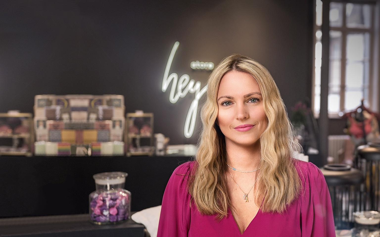 Anne-Kathrin im HeyStore