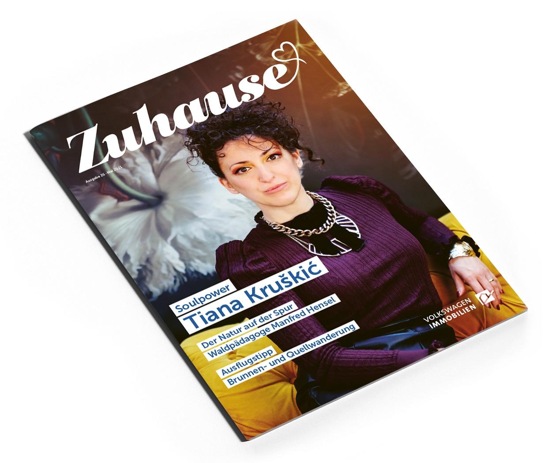 Die neue Ausgabe des Mietermagazins